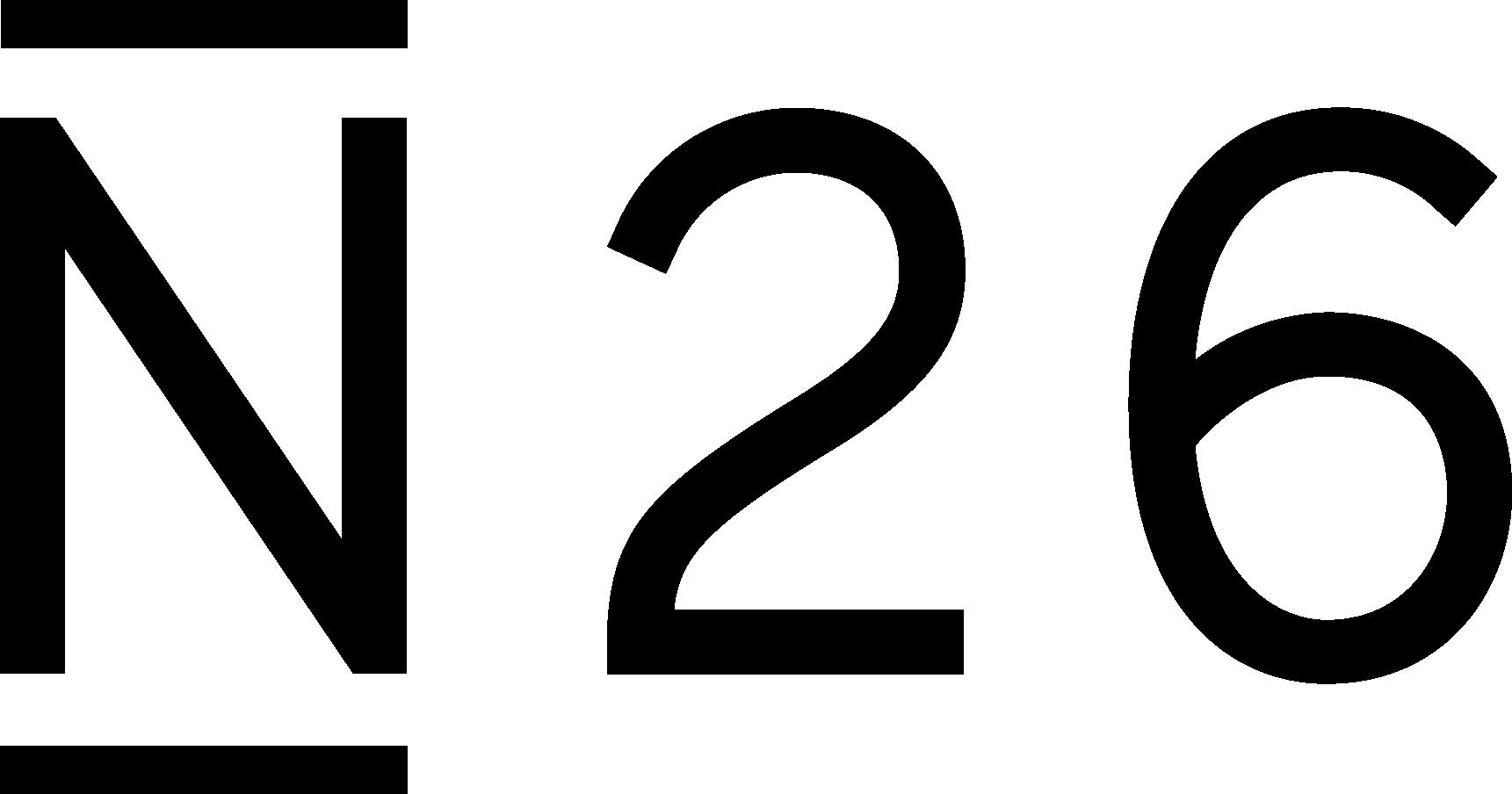 N26 logo Bunch