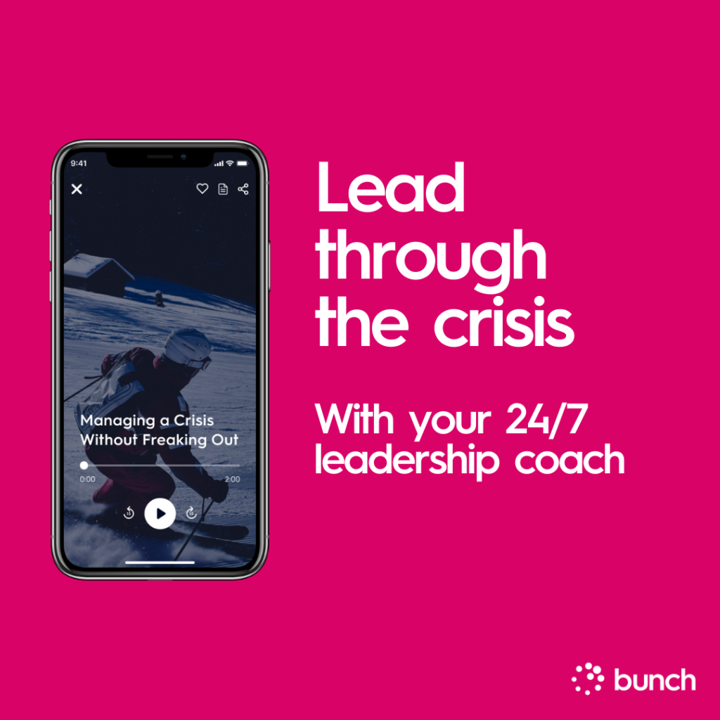 Bunch AI Leadership Coach